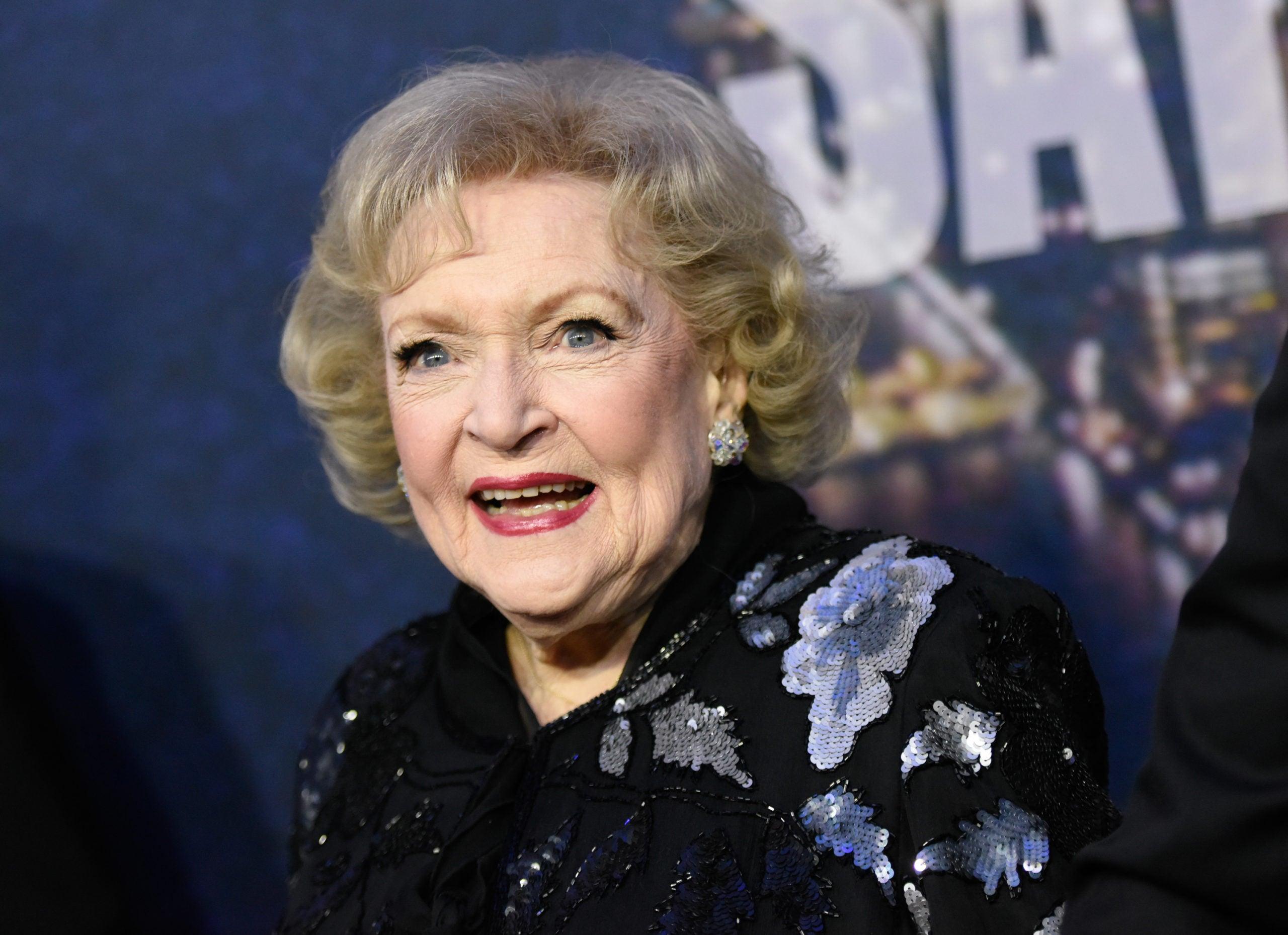 Betty White celebrates 94th birthday - WISH-TV ...