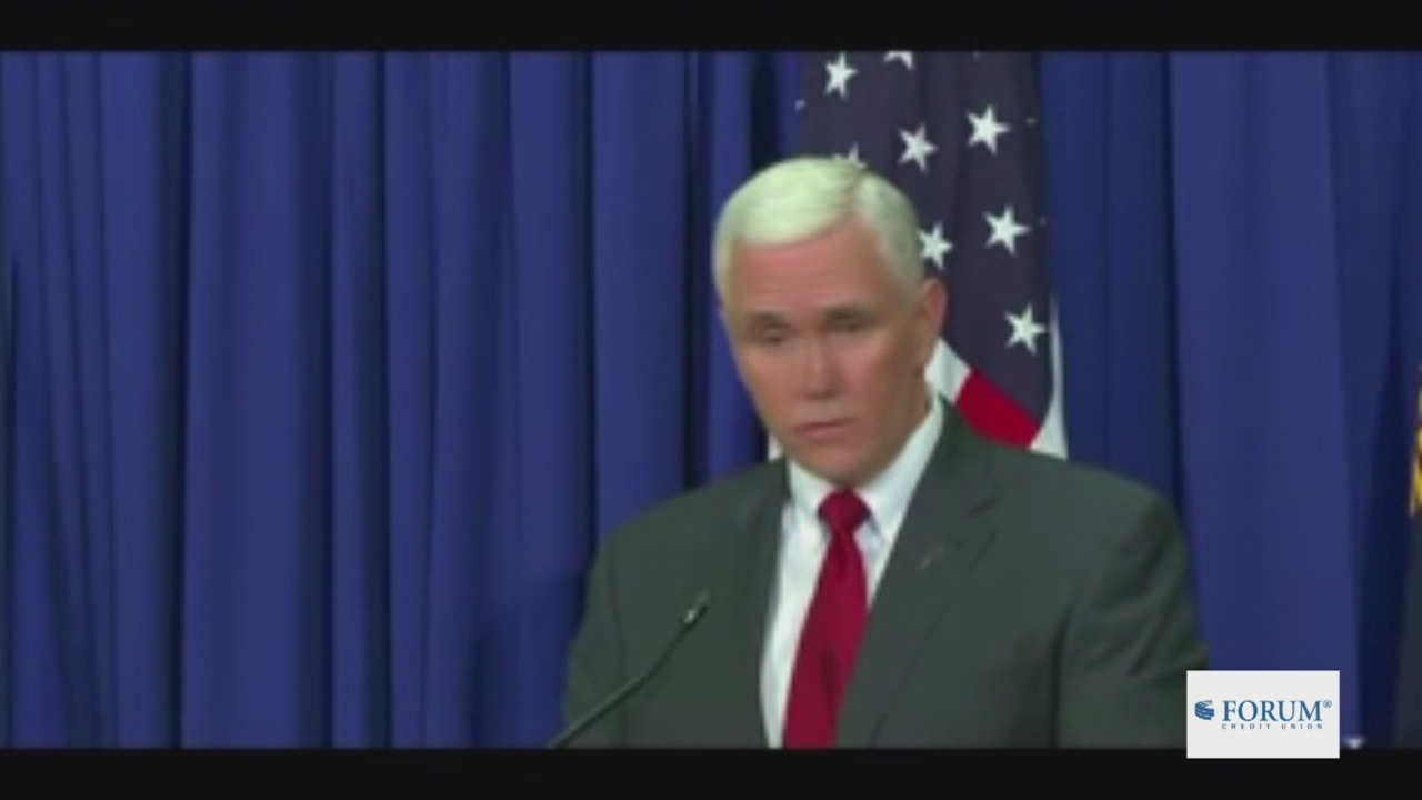 Governor Mike Pence Ranks 38th Highest Salary In Nation Compared To Other Governors Wish Tv Indianapolis News Indiana Weather Indiana Traffic