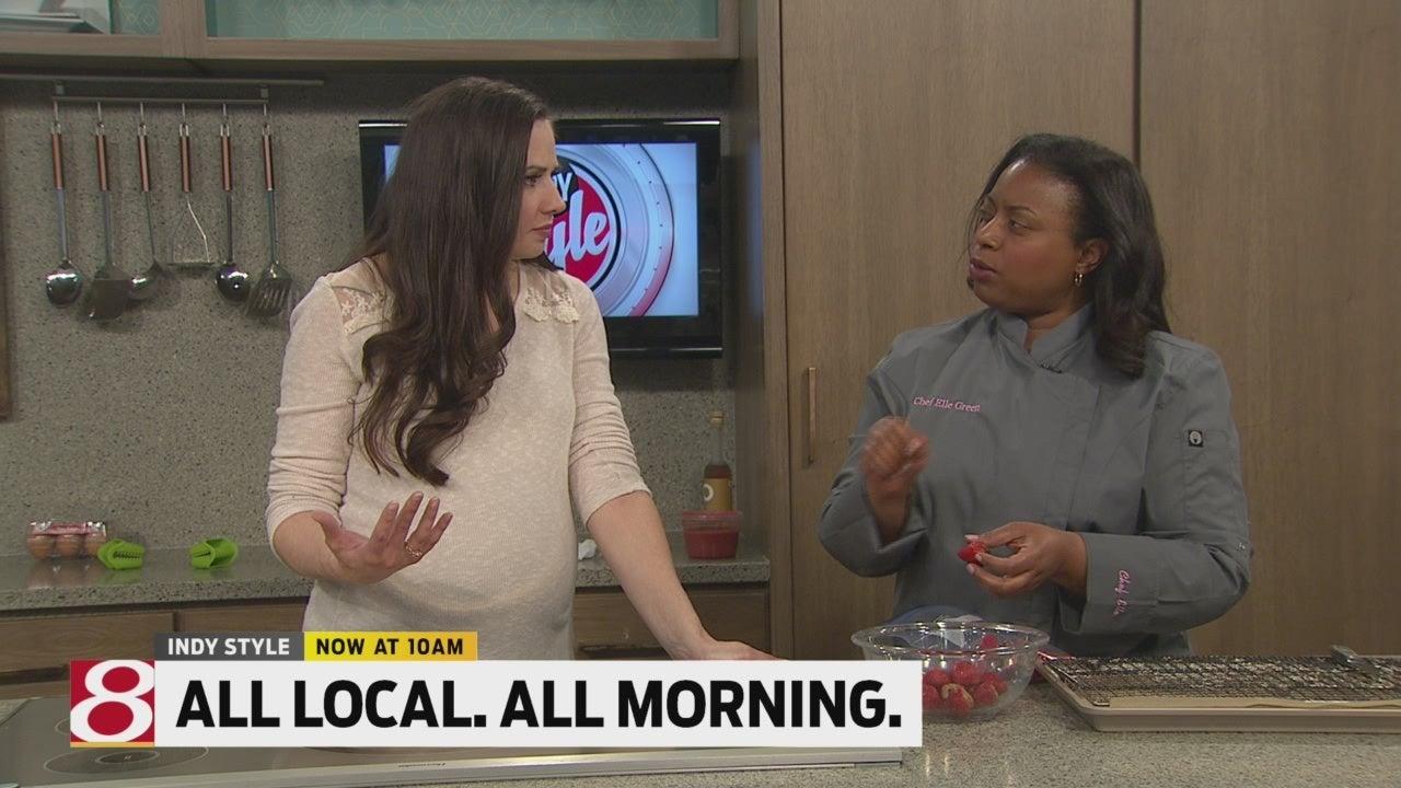 Chef Elle shares springtime recipes