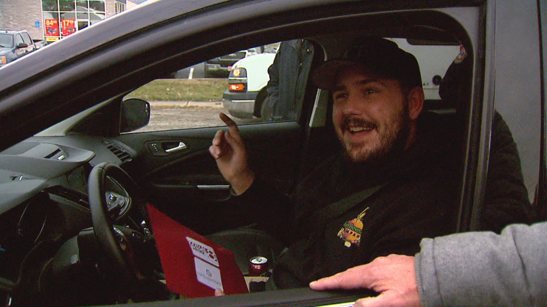 WISH Patrol surprises drivers expecting traffic tickets