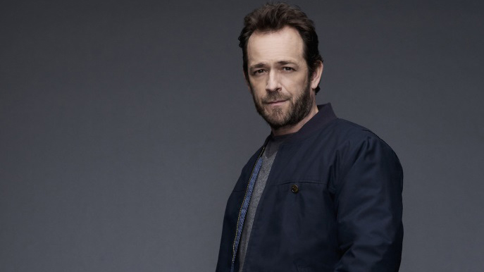 Luke Perry on Riverdale