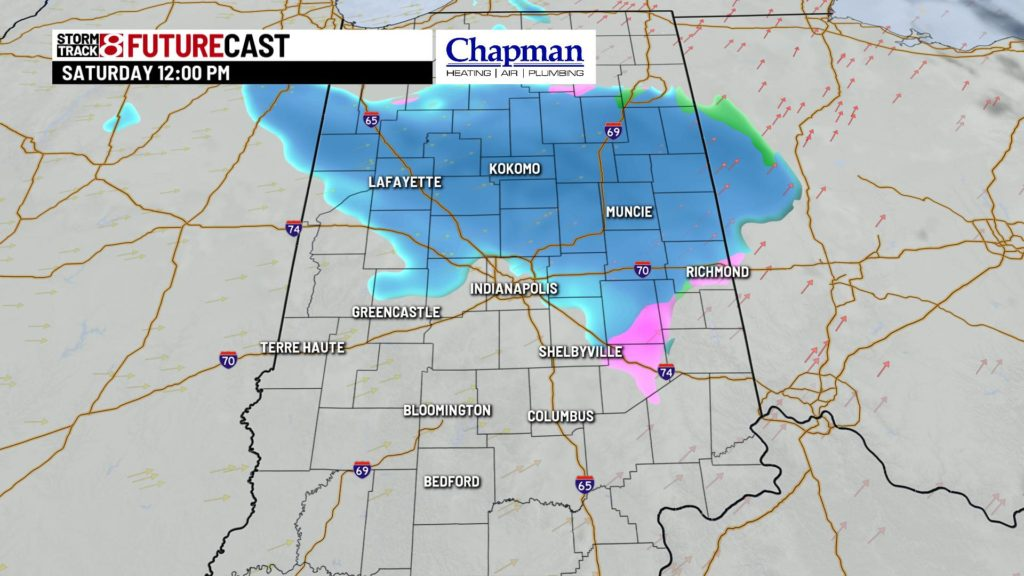 Snow showers possible Saay – WISH-TV | Indianapolis News ... on colts stadium map, ralph wilson stadium map, indianapolis florida map, memorial stadium map, indianapolis indiana us map, indianapolis dome stadium, golden state warriors map, indiana tornado path map, indianapolis united states map, colts suite map, indianapolis parks map, green bay packers map, minnesota wild map, dallas cowboys map, indianapolis indians map, indianapolis on map of usa, university of phoenix stadium map, colorado rockies map, miami heat map, washington redskins map,