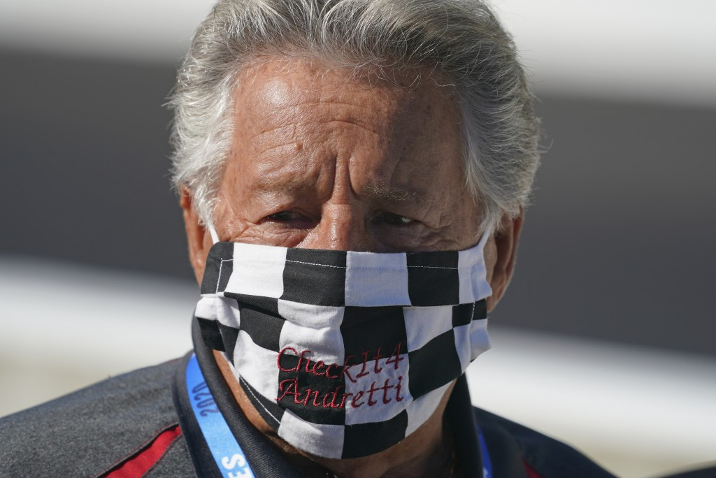 Andretti navigates personal loss, loneliness of pandemic