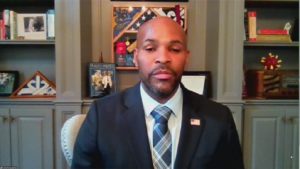 Dr. Jerome Adams discusses White House meeting on delta variant