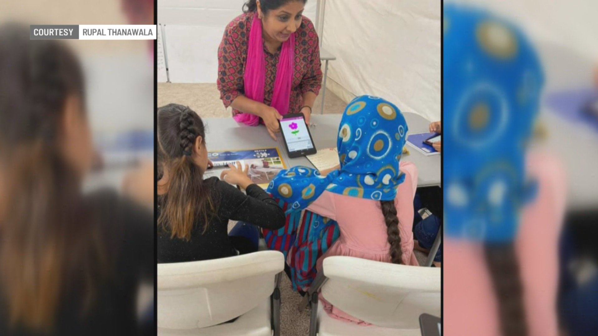 www.wishtv.com: Indy laptop donation initiative expands to Afghan refugee camps around US - WISH-TV