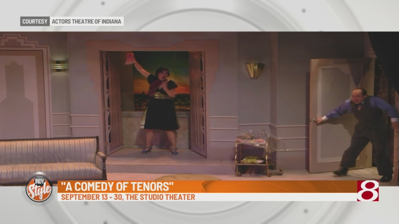 """A Comedy of Tenors"" brings in laughs at The Studio Theater through September"
