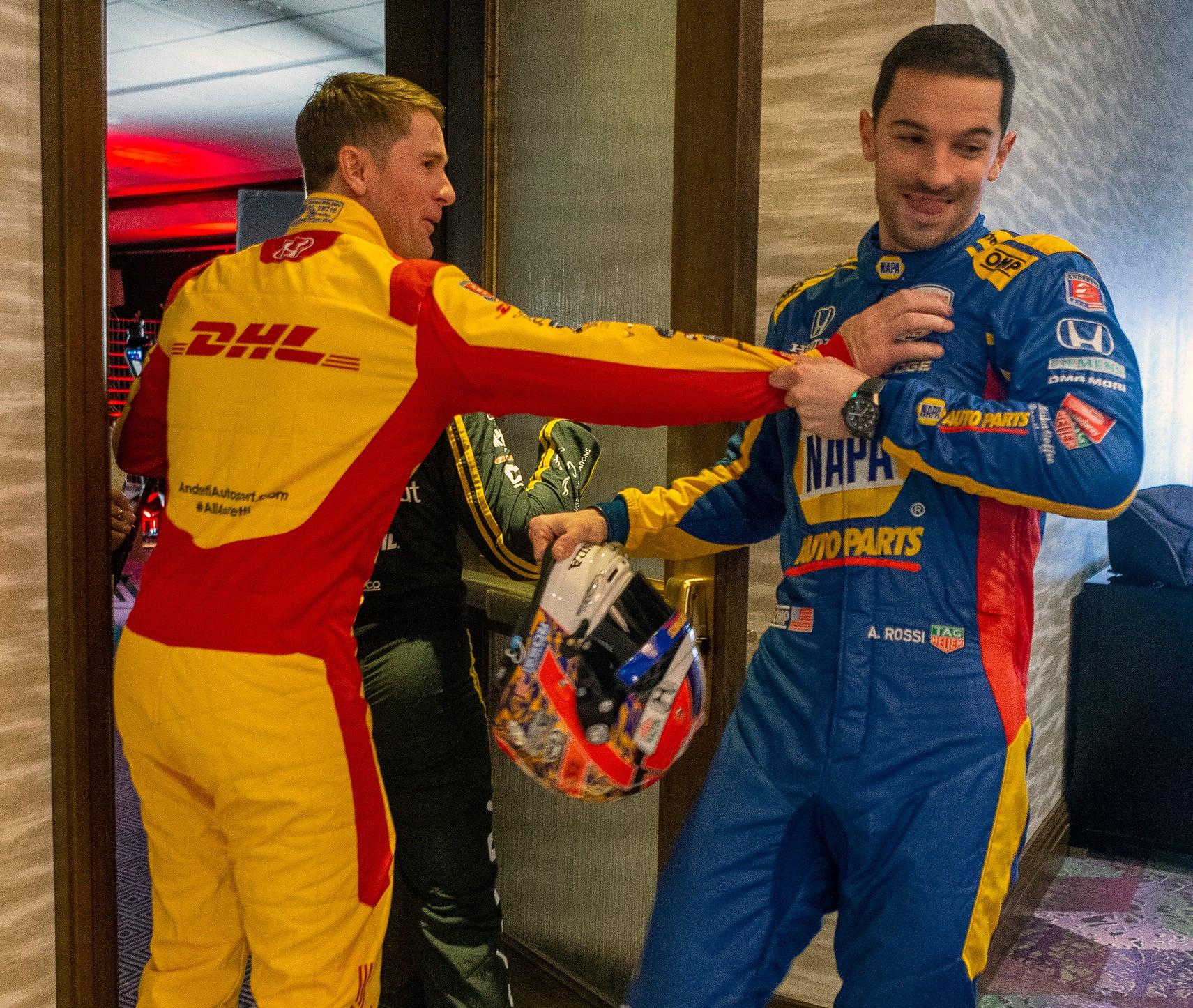 IndyCar Media Day Auto Racing_1549938250174