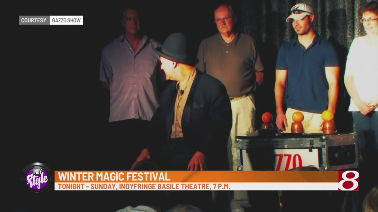Get up close to top magicians at The Winter Magic Festival
