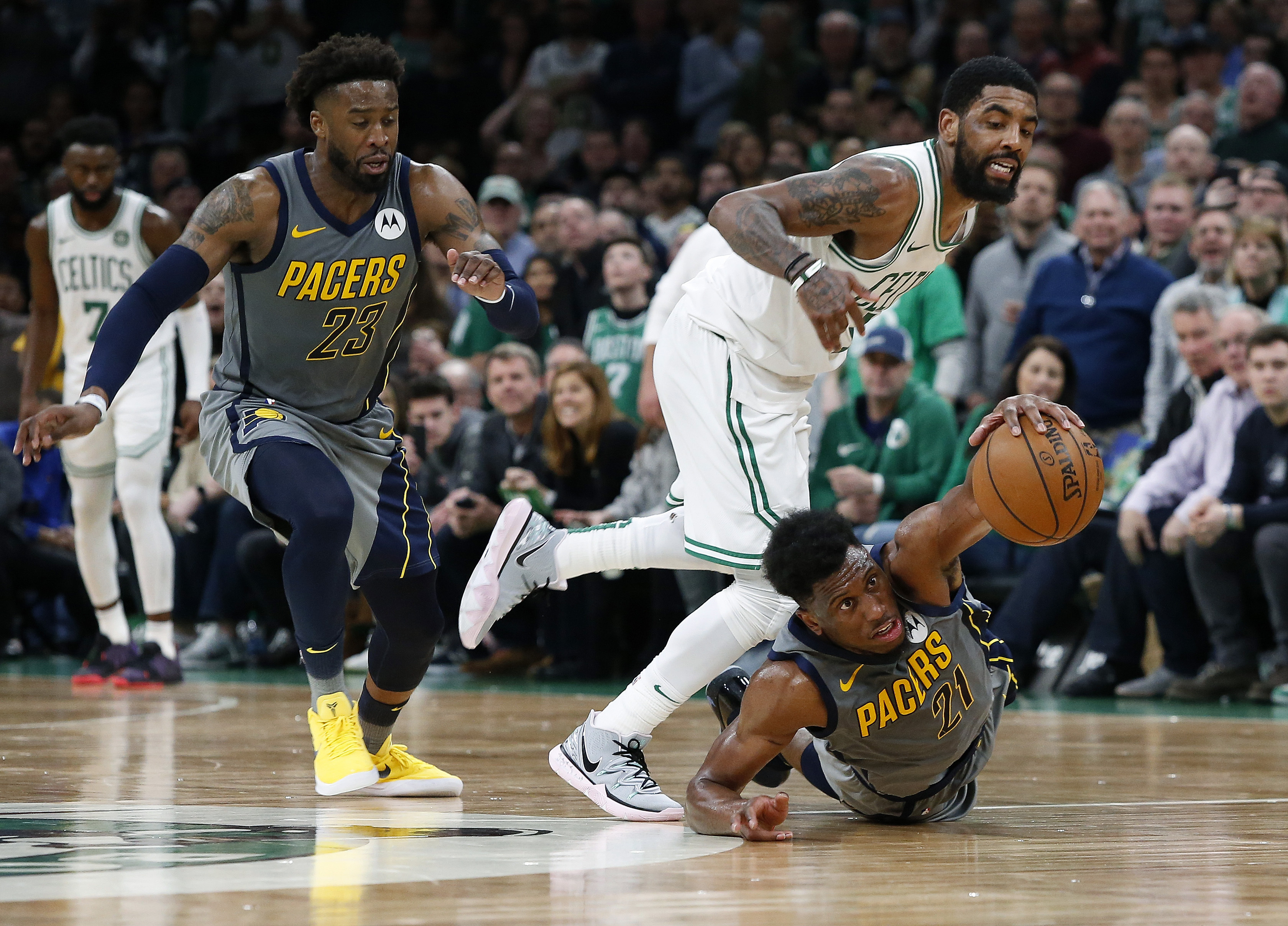 APTOPIX Pacers Celtics Basketball_1553911866977